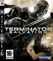 Terminator Salvation Play Station 3