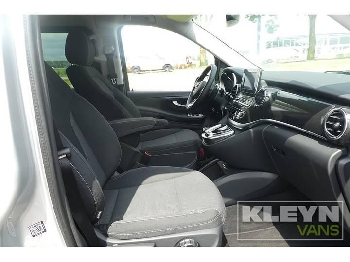 Mercedes-Benz V-KLASSE 220 CDI lang led 8-persoons - 2018 - image 5