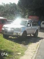 hi im selling my nissan hardbody single cab tow van