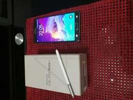 Samsung Galaxy Note 4 (Durban Central)