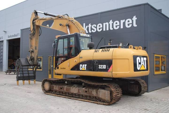 Caterpillar 323dl - 2008