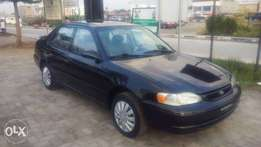 Small Body 1999 Toyota Corolla LE In Superb Driving Condition