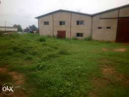 Warehouse for sale at Onitsha