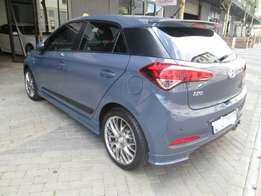 2016 Hyundai i20 New Generation 1.4 N Sports 8,216km Cloth Upholstery,