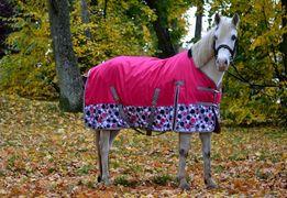 e57bae9a74043 derka dla kucyka ,pony z wypełnieniem zimowa Nowa