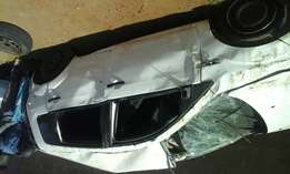 Accident damaged ford figo stripping or for sale as complete car