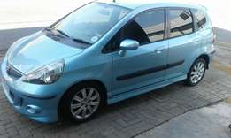 2007 Honda jazz 1.5 in a good condition.