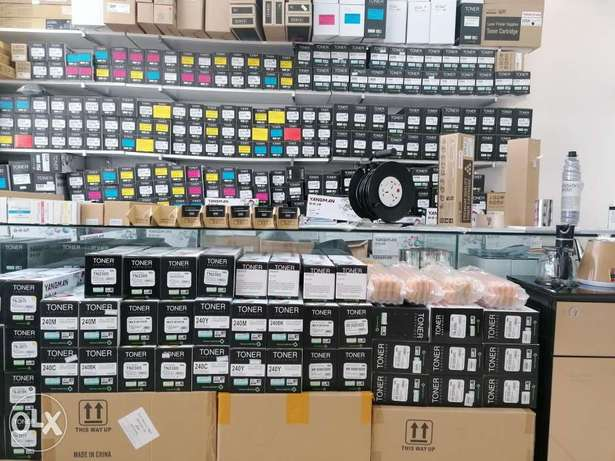 Wifi Configuration And Printer Service Toner sales