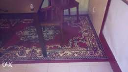 Carpet at Ksh.5000**New**Size is 5x8ft