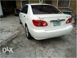 Cleanest Toyota Corolla LE 2007 Model No Scratch Just Like Toks