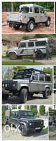 I am Seeking To Buy a Land Rover Defender.