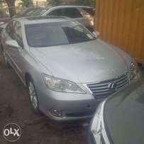 Tincan Cleared Tokunbo Lexus ES350, 2012, Full-Option, Very Excellent.