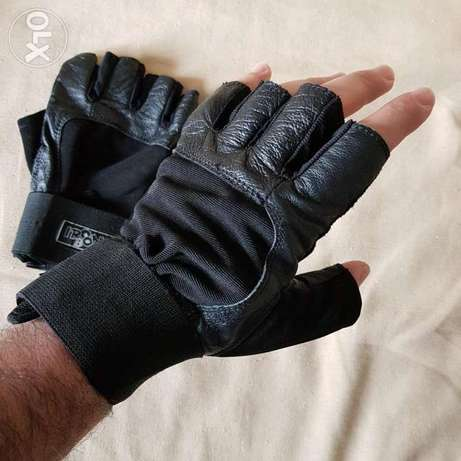 Gym gloves كفوف للجيم