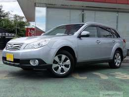 Subaru outback new shape brand new car