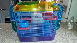 Hamster Cage (Secondhand)