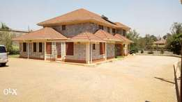 Furnished House for Rent in Runda.