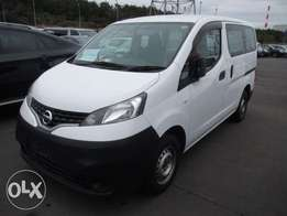 NISSAN / NV200 VANETTE CHASSIS # VM20-0073 year 2010
