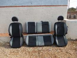set of Seats for Peugeot 206 two doors R2000nag