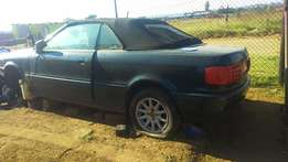 audi 80 2.6 cabrio B3 Stripping for spares