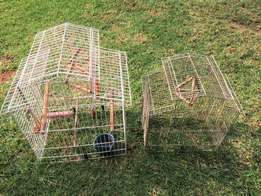 Attractive used bird cages with many features