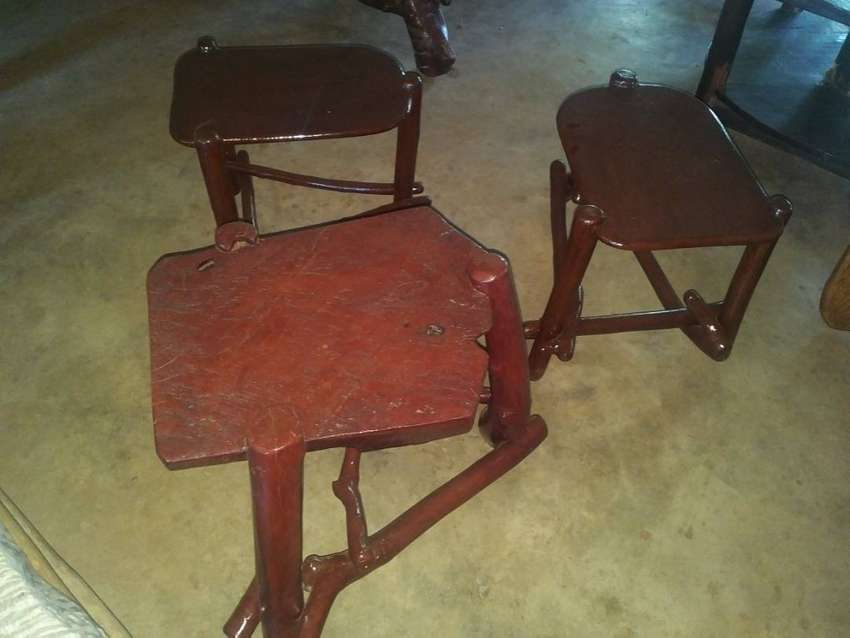 African Inspired Stools Furniture 1050976760 Olx