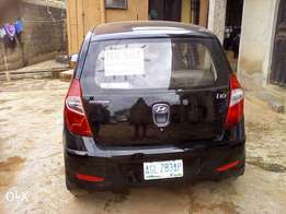 A clean, well maintained registered hyundai I10 for sale