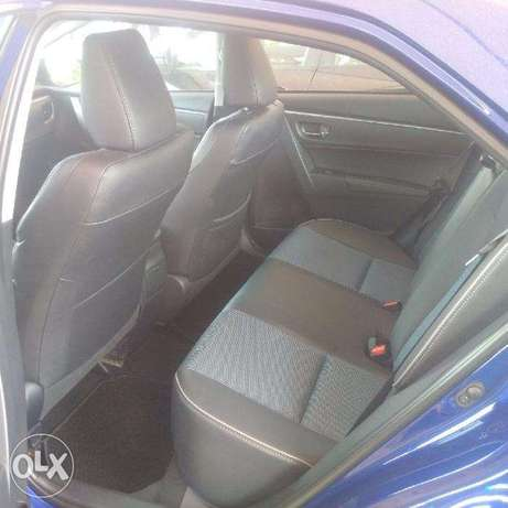 Foreign Used Toyota Corolla 2016 Model Wuse 2 - image 7