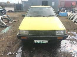 TOYOTA CONQUEST ... 1.3 12 V ... for sale