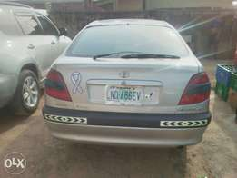 Super sound and healthy Toyota Avensis 2001model