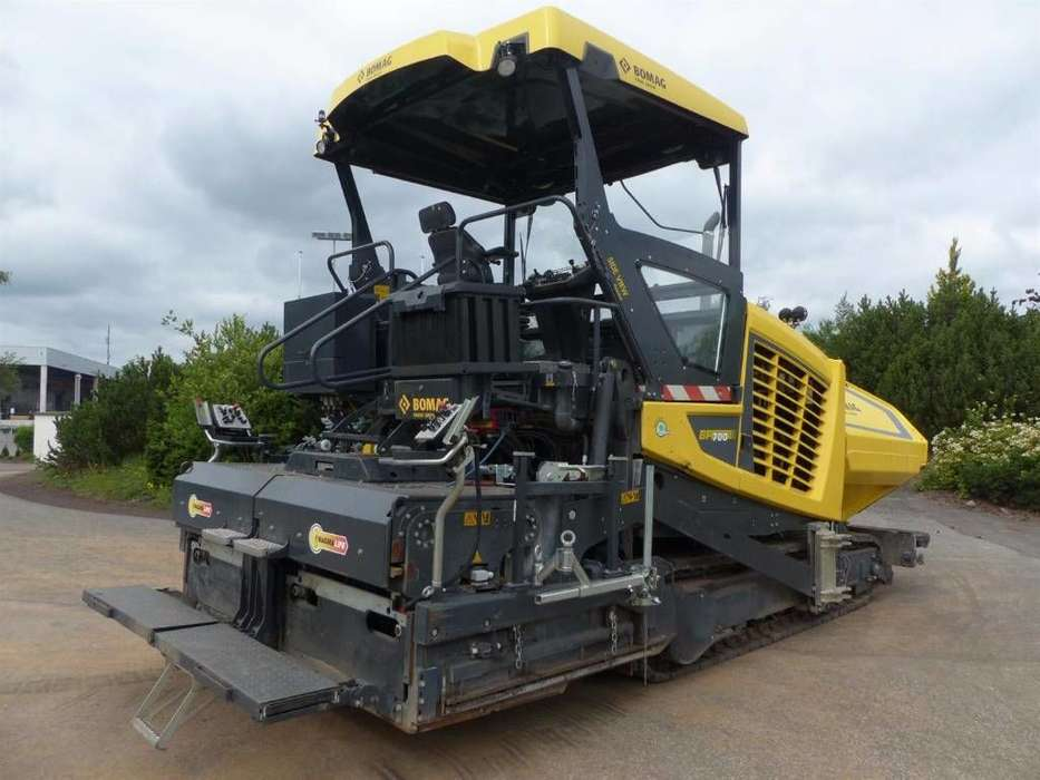 BOMAG Bf 700c-2 - S500 - 2014