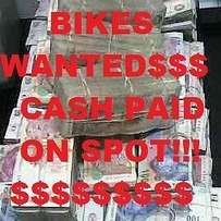 Bigboy scooters wanted from 150cc to 170cc At Clives Bikes