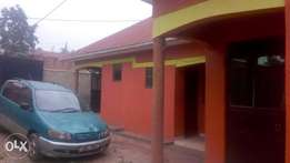 Double rooms self contained at nantabulirwa setta