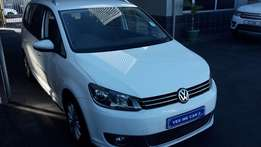 2013 Volkswagen Touran 1.4 TSi Highline