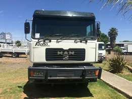 2001 Man F2000 for sale