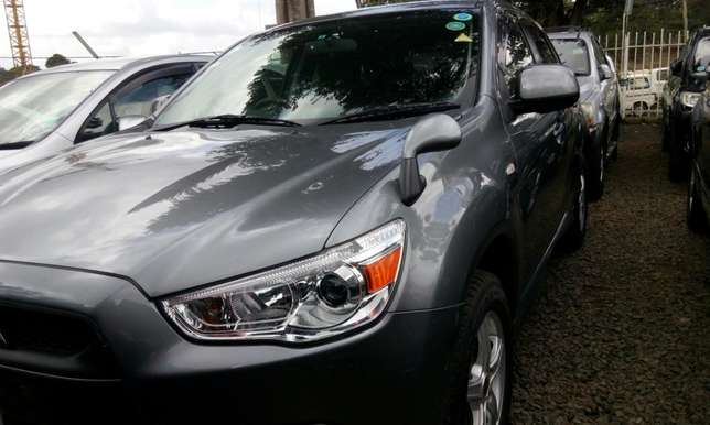 Mitsubishi RVR new shape 2010 on sale Kileleshwa - image 7