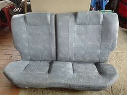 Toyota Tazz Rear Seats