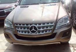 ML 350 4matic 2011 model