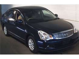 2009 Foreign Used Nissan, Sylphy Petrol For Sale - KSh1,180,000