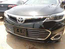 2015 Toyota avalon available for sale