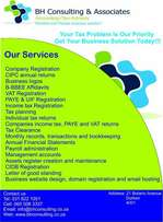 Your Business is our Priority, (Accountants and tax specialists)