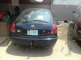 Bought brand new Toyota Corolla 2002 model
