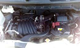 Nissan vanette nv200 kcm petrol engine auto very nice and unique