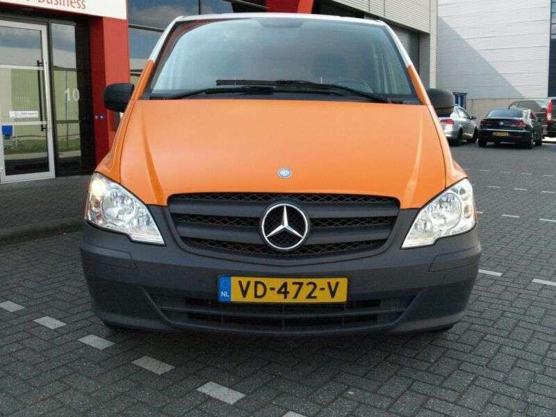 Mercedes-Benz VITO 110 CDI 343 L3 - 2013 - image 2