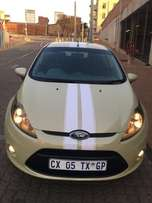 ford fiesta 2009 model Titanium