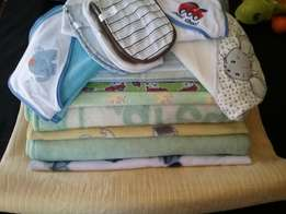 Baby Boy Blankets And Stuff For Sale