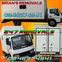 Experts in furniture removals