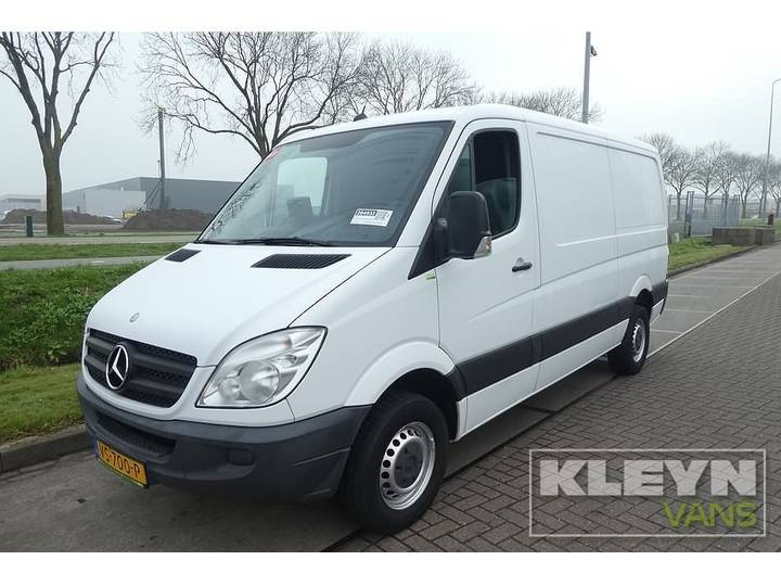 Mercedes-Benz SPRINTER 316 CDI l2 ac trekhaak 2800 - 2010
