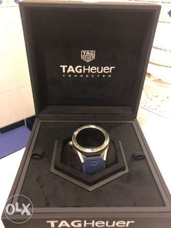 tagheuer smart watch connected tit
