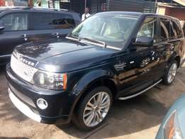 Toks 2014 range rover sports. HSE Luxury