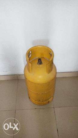 12.5Kg Gas cylinder fairly used Surulere - image 2